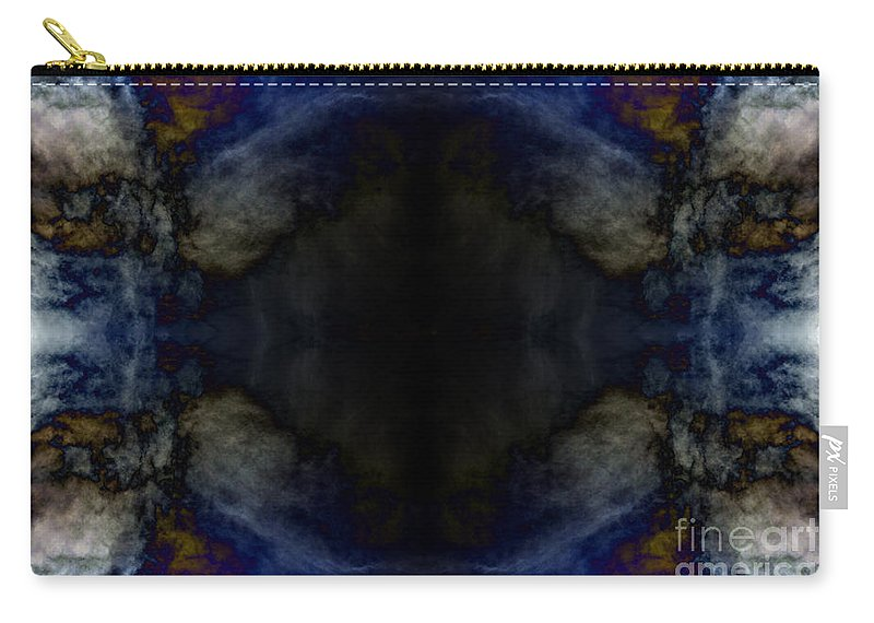 Clay Carry-all Pouch featuring the photograph Third Eye Visions by Clayton Bruster