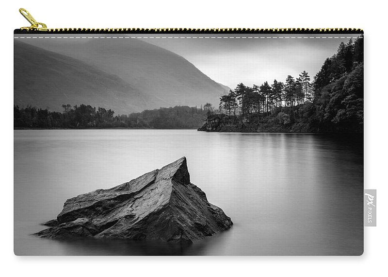 Thirlmere Carry-all Pouch featuring the photograph Thirlmere by Dave Bowman