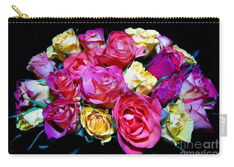 Roses Carry-all Pouch featuring the photograph Thirty Six 2 by September Stone