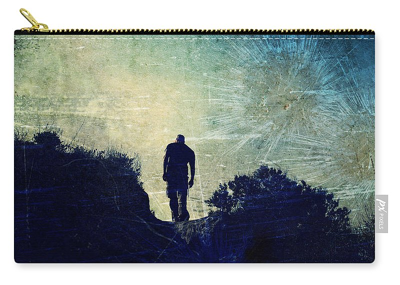 Texture Carry-all Pouch featuring the photograph This Is More Than Just A Dream by Tara Turner