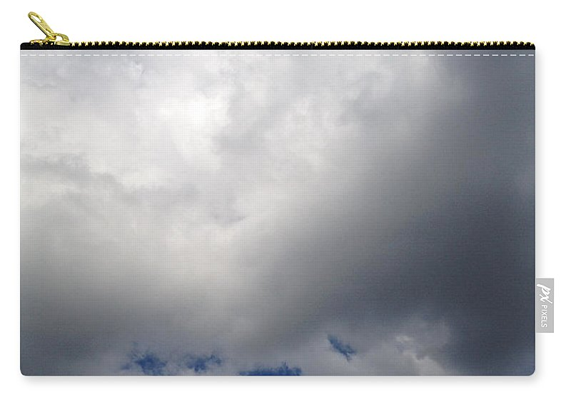 Clouds Carry-all Pouch featuring the photograph This Is My Church by Clay Cofer