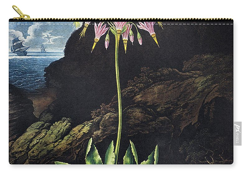 1801 Carry-all Pouch featuring the photograph Thornton: Cowslip by Granger