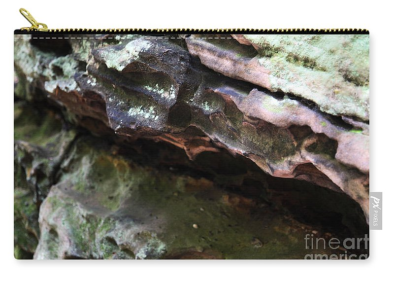 Mountainous Carry-all Pouch featuring the photograph Thoughts by Amanda Barcon