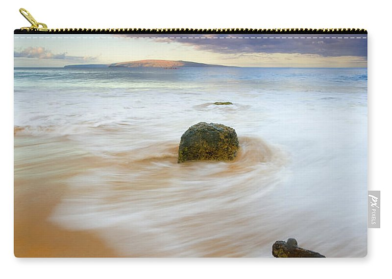 Maui Carry-all Pouch featuring the photograph Tied To The Past by Mike Dawson