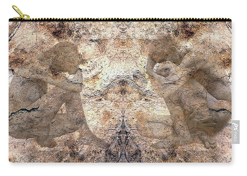 Nudes Carry-all Pouch featuring the photograph Timeless by Kurt Van Wagner