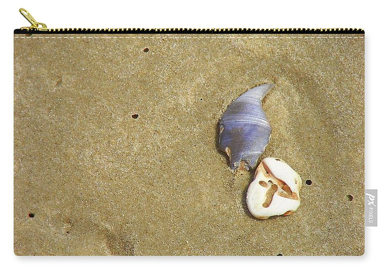 Beach Carry-all Pouch featuring the photograph Timeless Nature by JAMART Photography