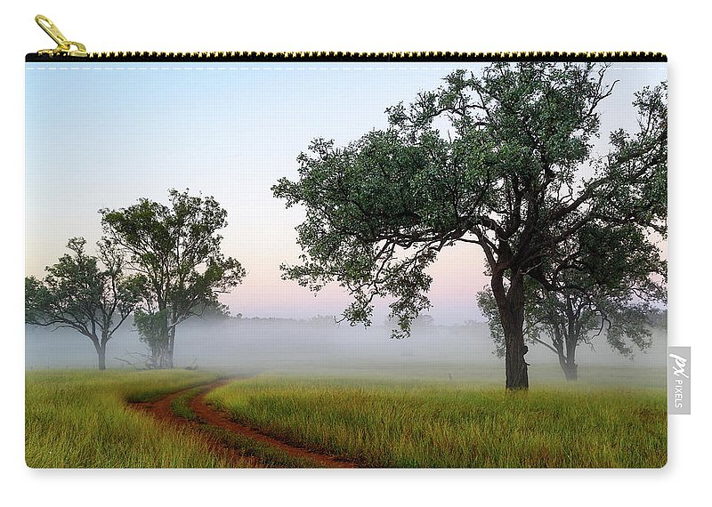 Farm Carry-all Pouch featuring the photograph Tireen 2am-001412 by Andrew McInnes