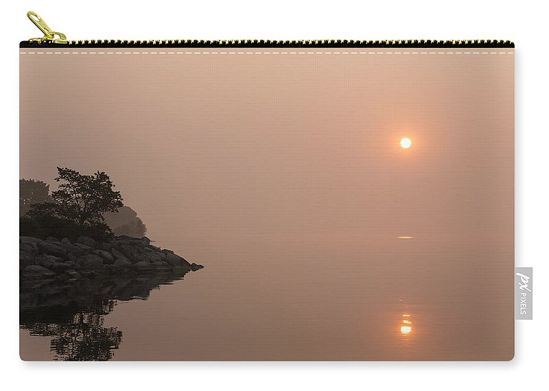 Georgia Mizuleva Carry-all Pouch featuring the photograph Top Of The Morning To You by Georgia Mizuleva