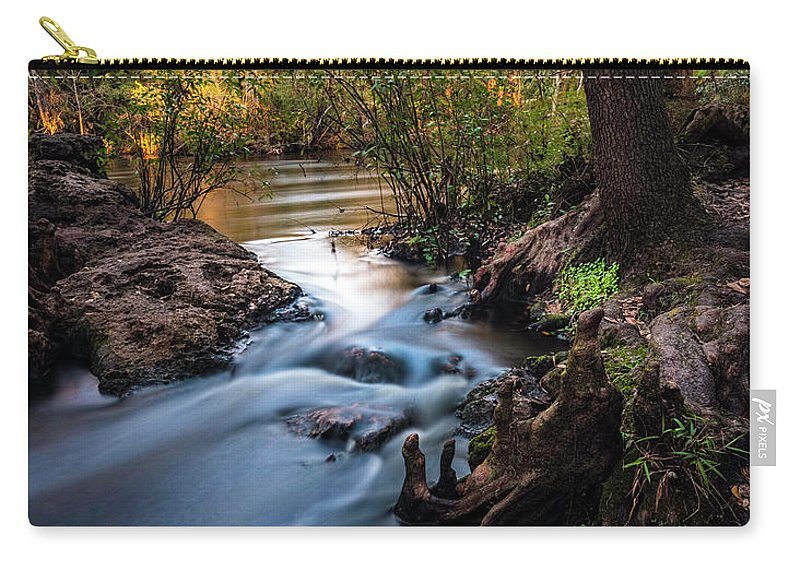 Landscape Carry-all Pouch featuring the photograph Touchable Soft by Marvin Spates
