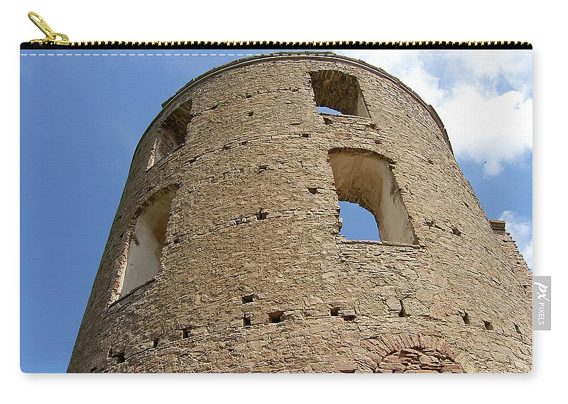 Castle Carry-all Pouch featuring the photograph Tower by Are Lund