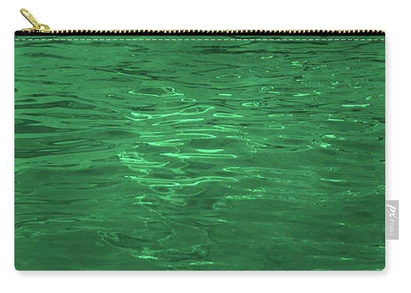Water Carry-all Pouch featuring the photograph Tranquil 4 by Eddie Barron
