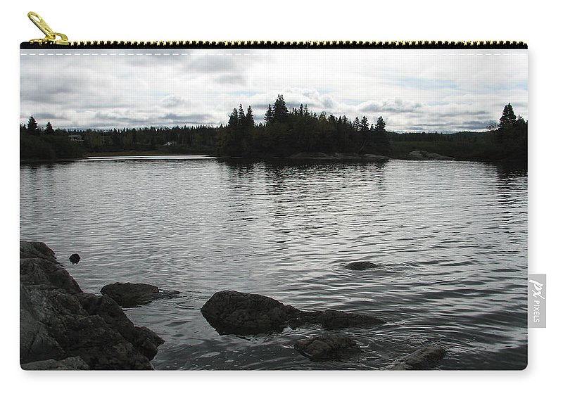Water Carry-all Pouch featuring the photograph Tranquility by Kelly Mezzapelle