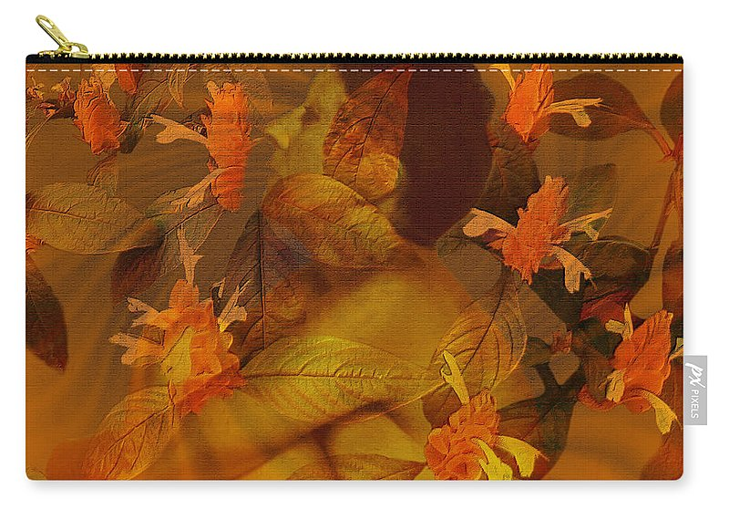 Nudes Carry-all Pouch featuring the photograph Tranquility by Kurt Van Wagner