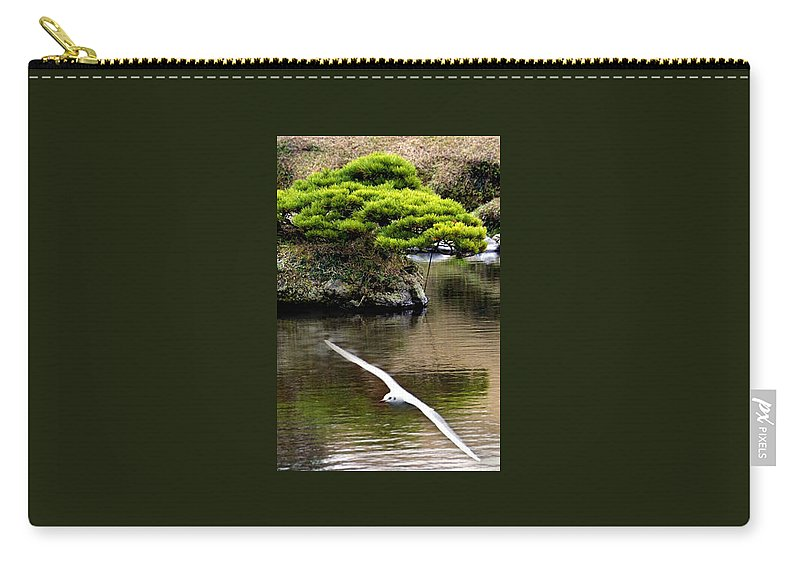 Trees Carry-all Pouch featuring the photograph Trees In Japan 14 by George Cabig