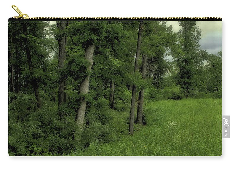 Tree Carry-all Pouch featuring the photograph Trees by Madeline Ellis