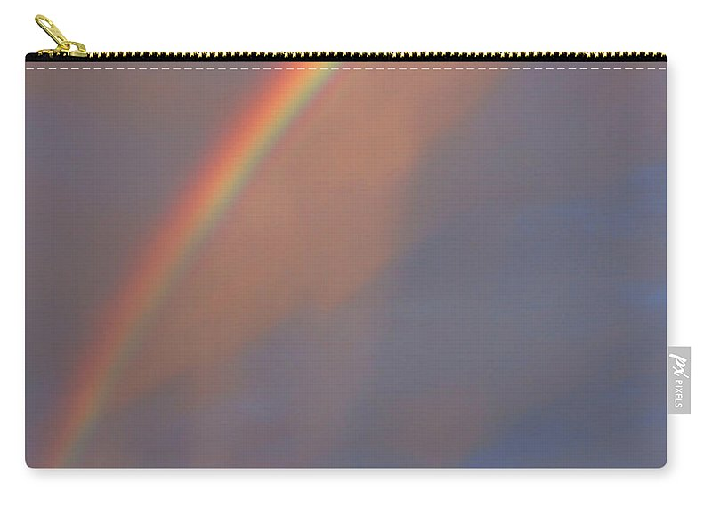 Photography Carry-all Pouch featuring the photograph Tropical Rainbow by Susanne Van Hulst