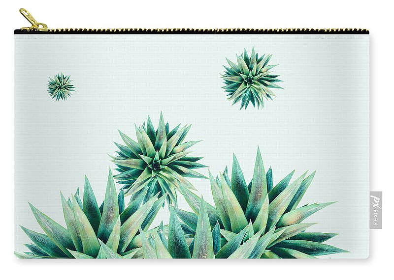 Summer Carry-all Pouch featuring the photograph Tropical Stars by Mark Ashkenazi