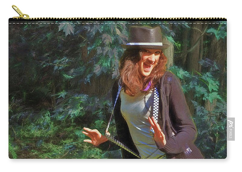 Forever Carry-all Pouch featuring the photograph Try Tenacity by JAMART Photography