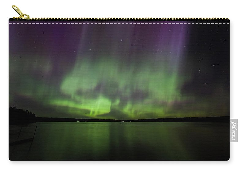 Landscape Carry-all Pouch featuring the photograph Twerking by M Bubba Blume
