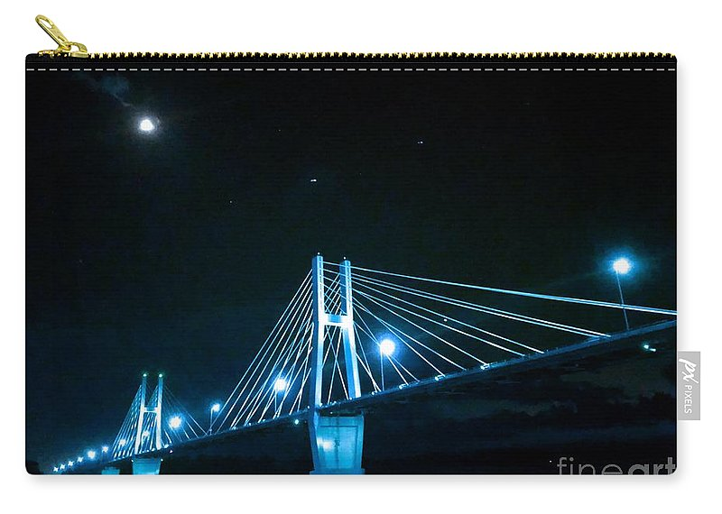 Justin Moore Carry-all Pouch featuring the photograph Under The Stars by Justin Moore