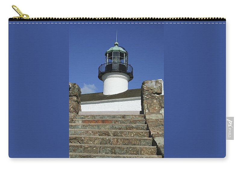 Bay Carry-all Pouch featuring the photograph Up To The Light by Margie Wildblood