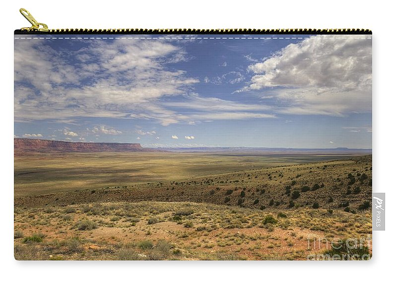 Sky Carry-all Pouch featuring the photograph Utah Sky by Rod Wiens
