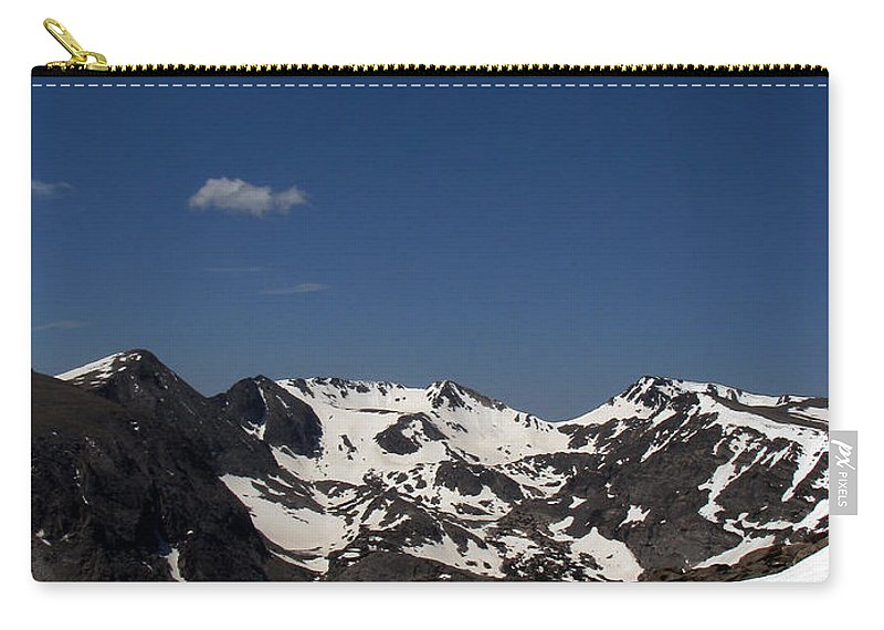 Colorado Carry-all Pouch featuring the photograph Vast Mother by Amanda Barcon