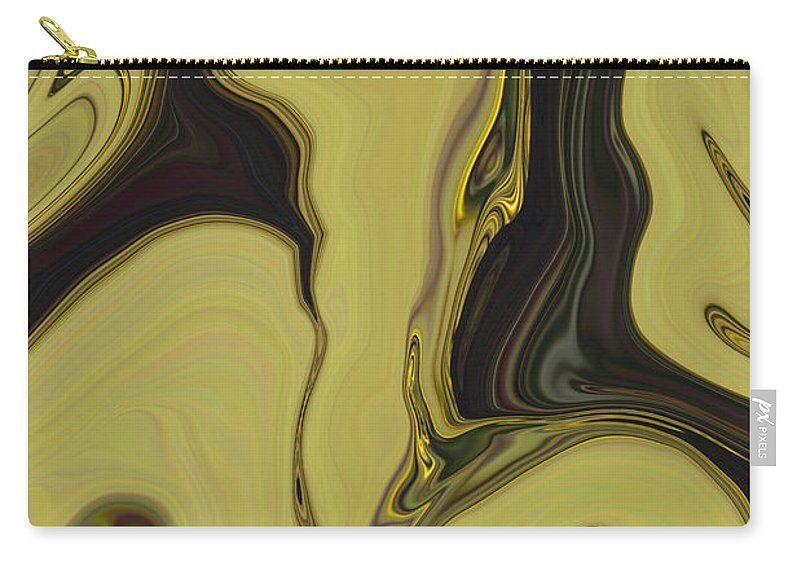 Art Carry-all Pouch featuring the digital art Venus by Rabi Khan