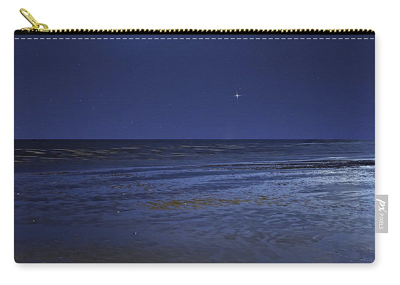 Argentina Carry-all Pouch featuring the photograph Venus Shines Brightly by Luis Argerich