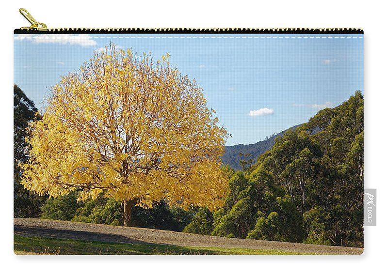 Australia Carry-all Pouch featuring the photograph Vibrant by Renee Miller