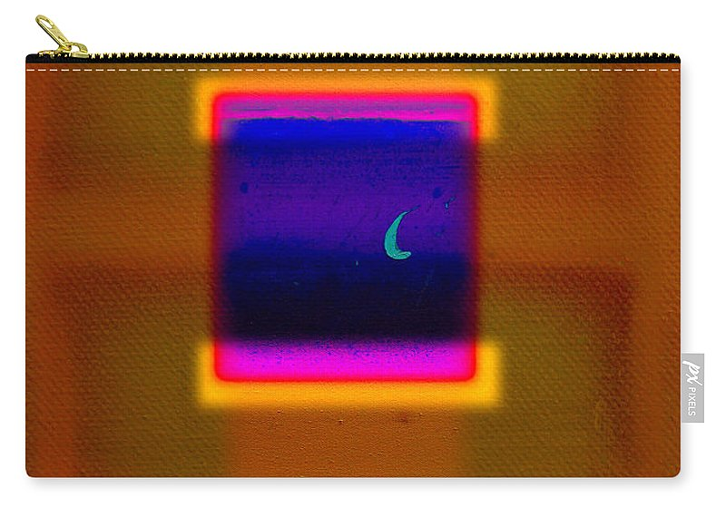 Rothko Carry-all Pouch featuring the painting View by Charles Stuart