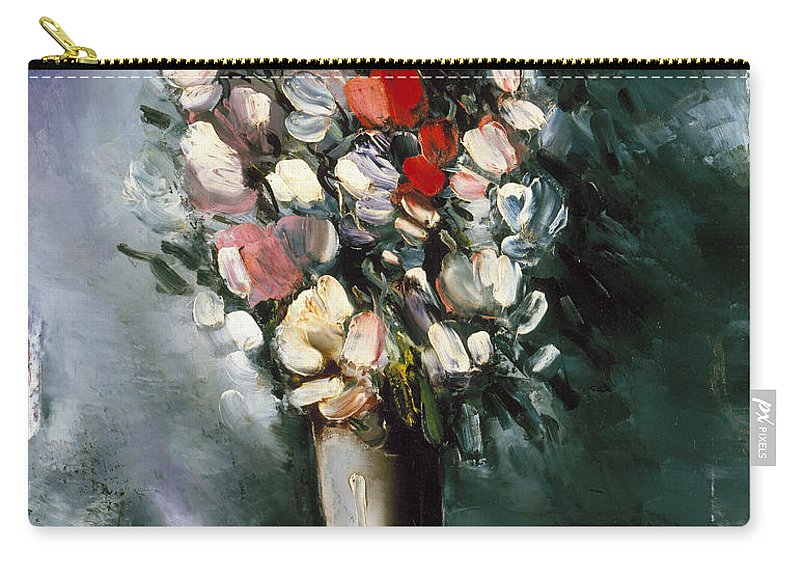 20th Century Carry-all Pouch featuring the photograph Vlaminck: Summer Bouquet by Granger