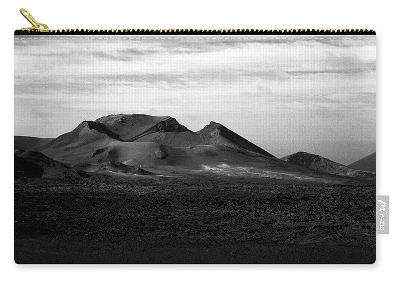 Lehtokukka Carry-all Pouch featuring the photograph Volcano 2 by Jouko Lehto