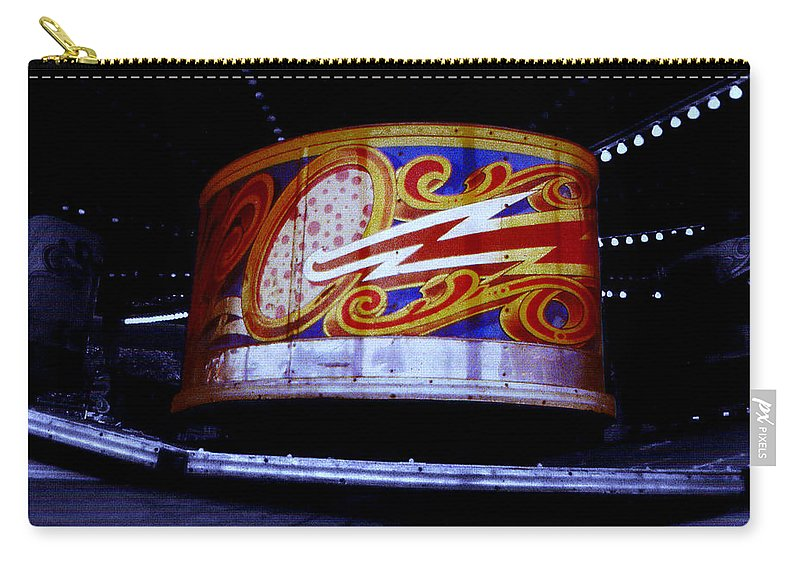 Waltzer Carry-all Pouch featuring the photograph Waltzer by Charles Stuart
