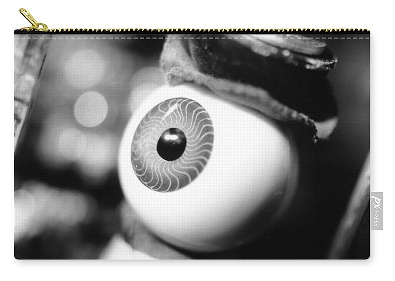 Eye Carry-all Pouch featuring the photograph Watching You by Jeffery Ball
