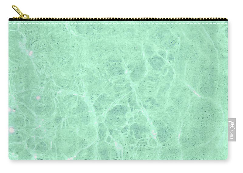 Water Carry-all Pouch featuring the photograph Water by Cassia Beck