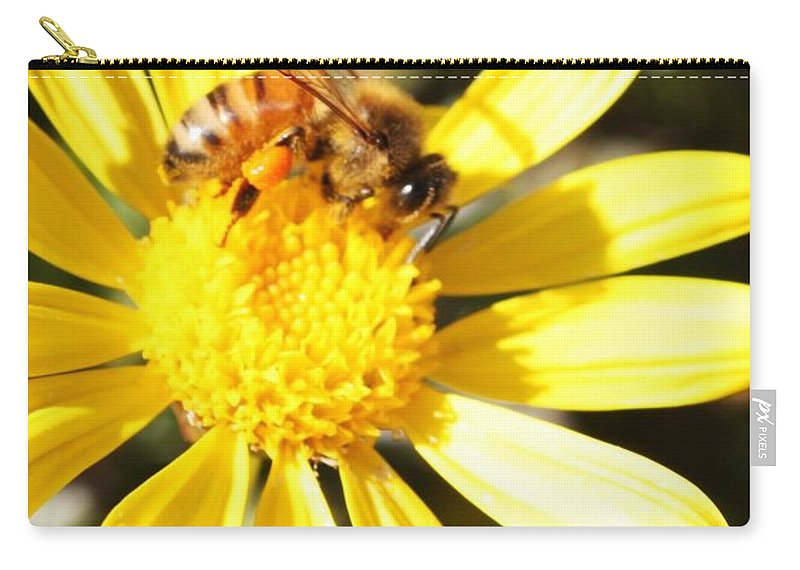Card Carry-all Pouch featuring the photograph Well Done Card by Carol Groenen