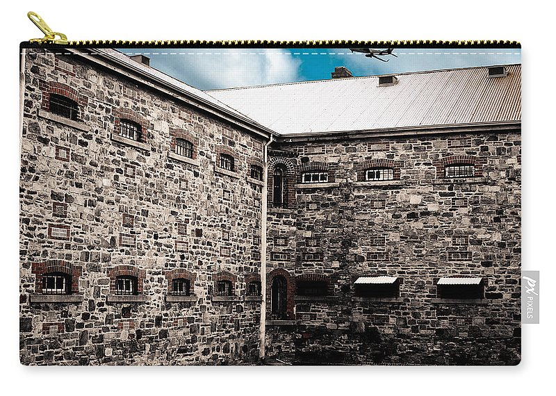 Freedom Carry-all Pouch featuring the photograph What Freedom Means by Kelly King