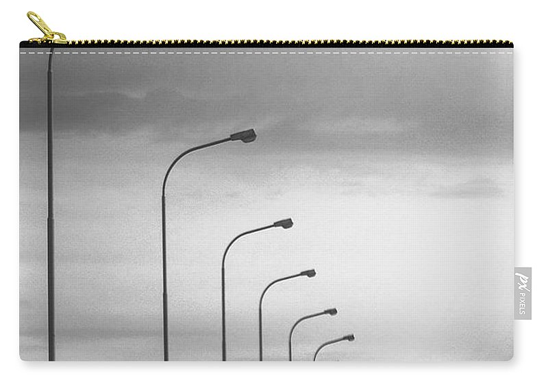 Kremsdorf Carry-all Pouch featuring the photograph Where The Streets Have No Name by Evelina Kremsdorf