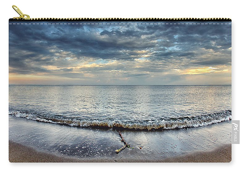 Landscape Carry-all Pouch featuring the photograph Wide Open by Stelios Kleanthous