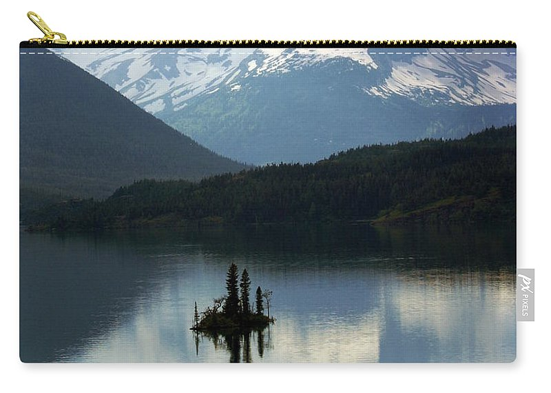 Carry-all Pouch featuring the photograph Wild Goose Island 2 by Marty Koch
