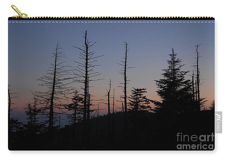 Wilderness Carry-all Pouch featuring the photograph Wilderness by David Lee Thompson