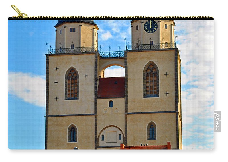 Wittenberg Carry-all Pouch featuring the photograph Wittenberg Sky by Jost Houk