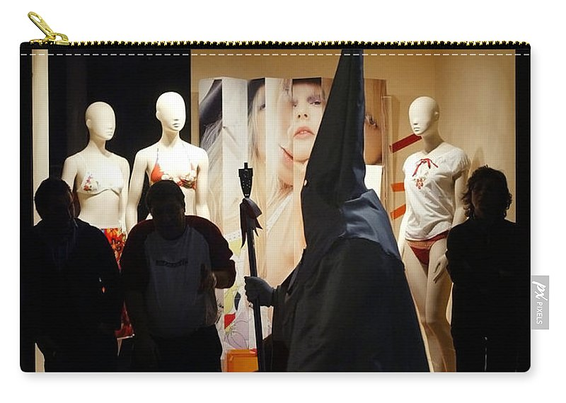 Spain Carry-all Pouch featuring the photograph Women'secret by Rafa Rivas