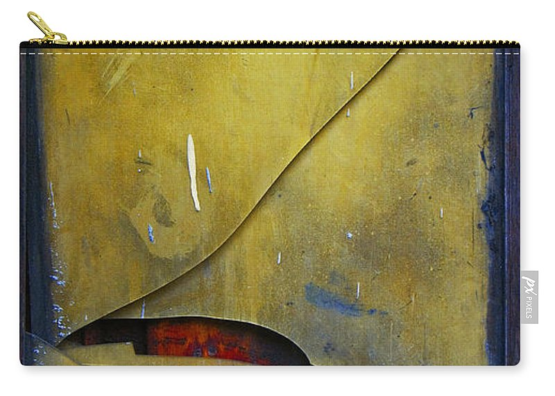 Abstract Carry-all Pouch featuring the photograph Xalapa Miro by Skip Hunt