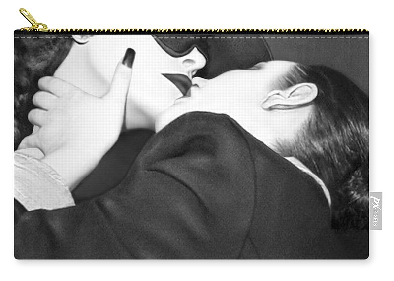 Beautiful Carry-all Pouch featuring the photograph Yearning by Jaeda DeWalt