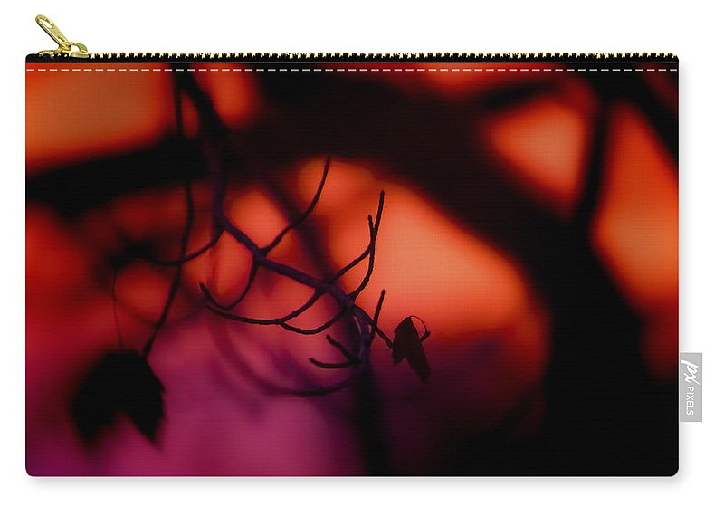 Dawn Carry-all Pouch featuring the photograph Zora Boja by Greg Collins