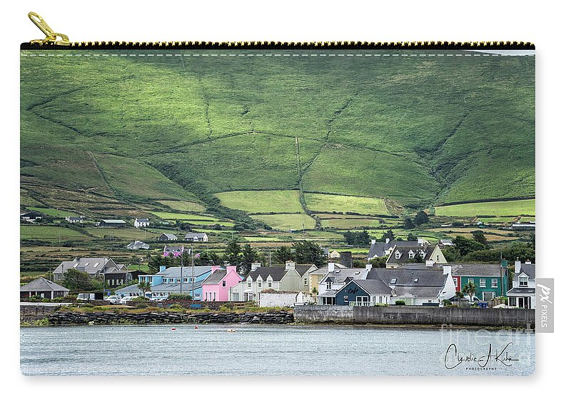 Ring Of Kerry Carry-all Pouch featuring the photograph Port Magee by Claudia Kuhn