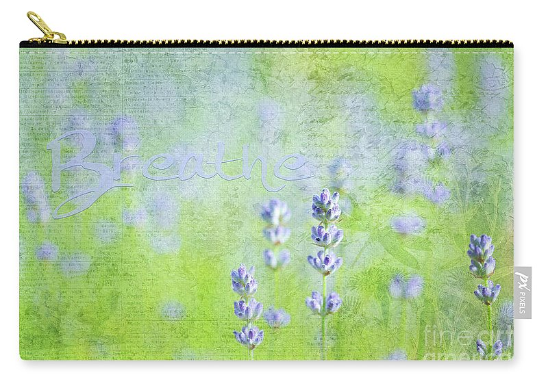 Floral Carry-all Pouch featuring the photograph 2am by Beve Brown-Clark Photography