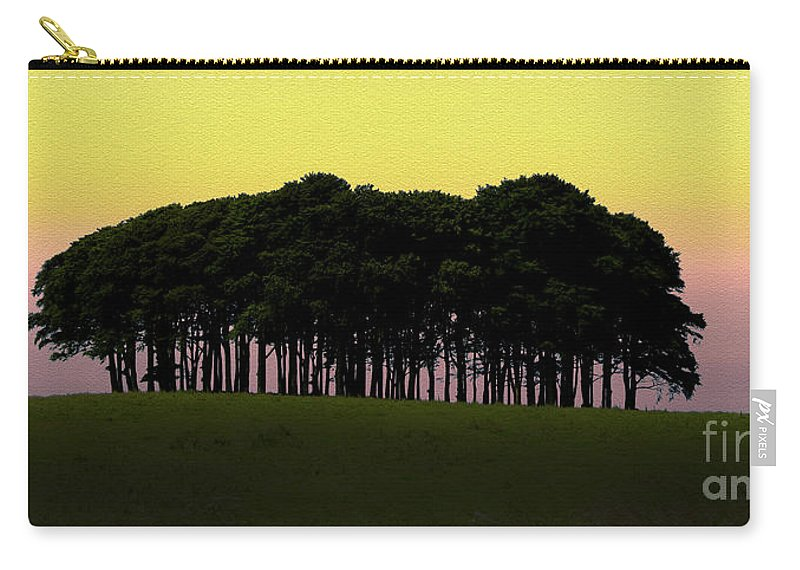 A30 Carry-all Pouch featuring the photograph Cookworthy Knapp by Paul Martin